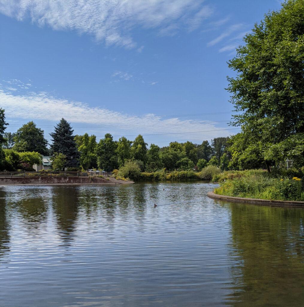 Alton Pond